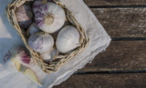 rustic garlic