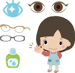 目に関するイメージ