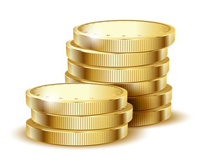 coins gold