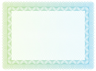 Template certificate, currency and diplomas. Vector