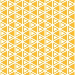 Vector illustration of abstrast seamless geometric pattern