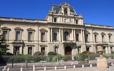 Préfecture in Montpellier
