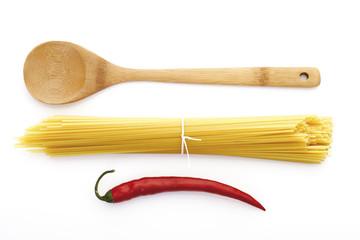 Bund Spaghetti, erhöhte Ansicht