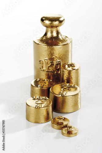 Goldene Gewichte