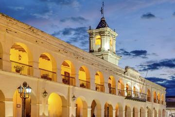 The Salta Cabildo in Salta, Argentina