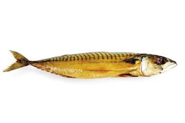 Geräucherte Makrele, Nahaufnahme