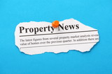 Newspaper Clipping for Property News