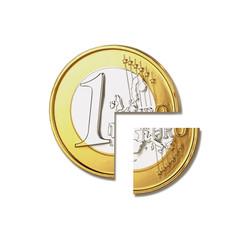 Euro-Münze, Quellensteuer