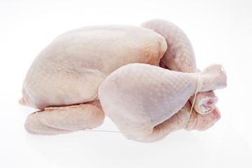 Frisches Huhn