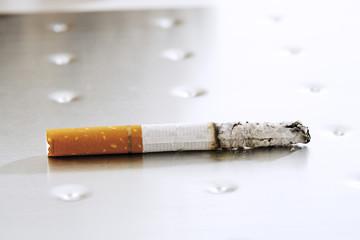 Einzelne Zigarette