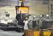 Giesserei Fabrik / steel mill factory