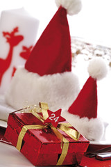 Weihnachten, Gedeck