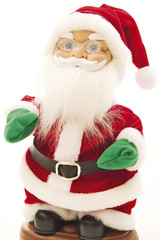 Weihnachtsdekoration, Weihnachtsmann