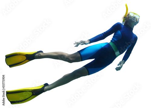 Freediver - 55773904