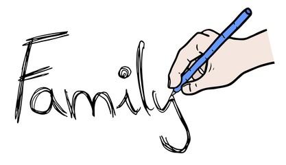 Family message