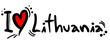 Love lithuania