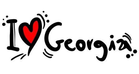Love georgia