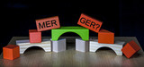 Merger - Business poster