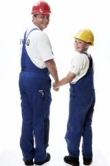 Vater und Sohn, Mechanik