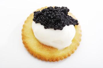 Kaviar Vorspeise