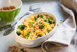 pasta and broccoli casserole