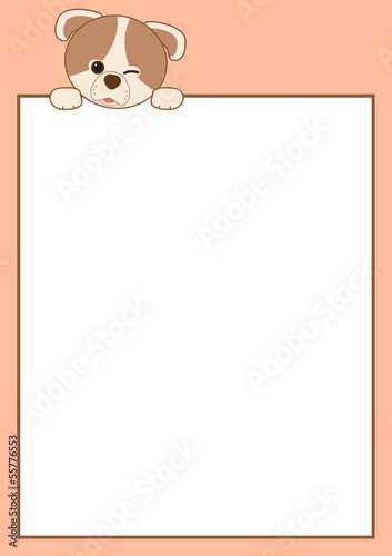 Cartoon Frame Border