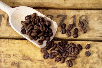 Coffee Einfuhr, Nahaufnahme