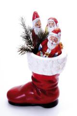 Weihnachtsmanns Stiefel