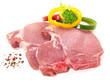 Schweinekotelett mit Filet