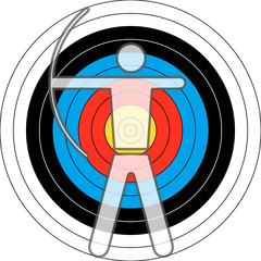 Archery Piktogram