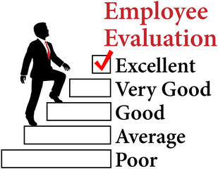 Business employee improve Evaluation