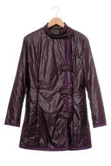 Violet short coat