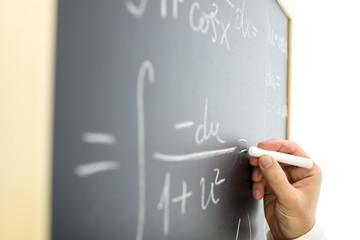 Complicated mathematical equation