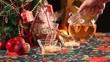 Tea and christmas