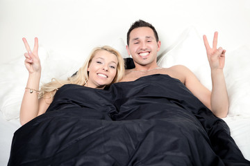 Funny couple