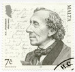 Постер, плакат: MALTA 2005: shows Hans Christian Andersen 1805–1875 writer