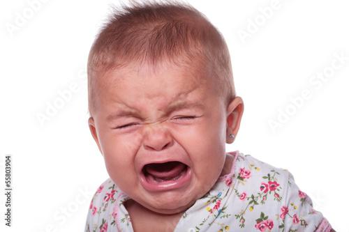 Fototapeta baby crying