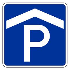 Parkhaus, Parkgarage