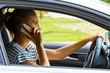 Telefonieren während dem Autofahren