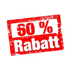 60% Rabatt