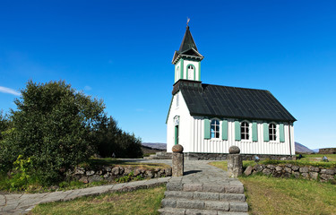 église islandaise