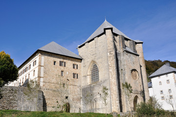 Royal Collegiate Church of Roncesvalles, Navarre (Spain)