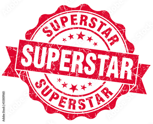 superstar grunge red seal
