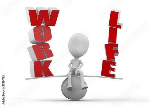 work life balance - tomi