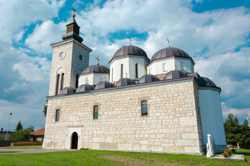 Church of St. Elijah in Sokolac