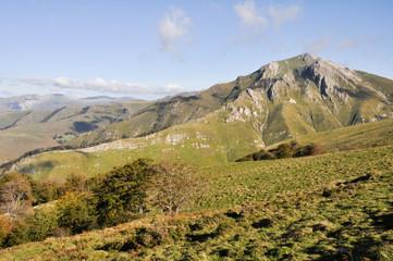 Pirineos, frontera entre España y Francia
