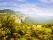 catalan mountains landscape. Collsacabra