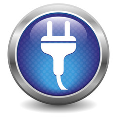 Blue Plug icon