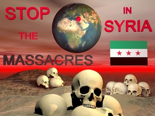 syria massacres
