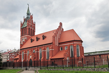 Church of the Holy Family,  Kaliningrad, Russia
